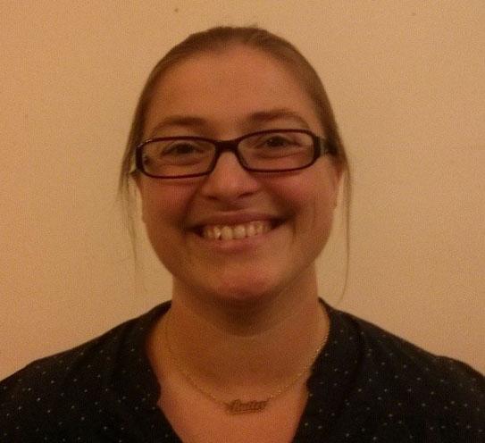Jules Stapleton-Barnes : Community Development Worker