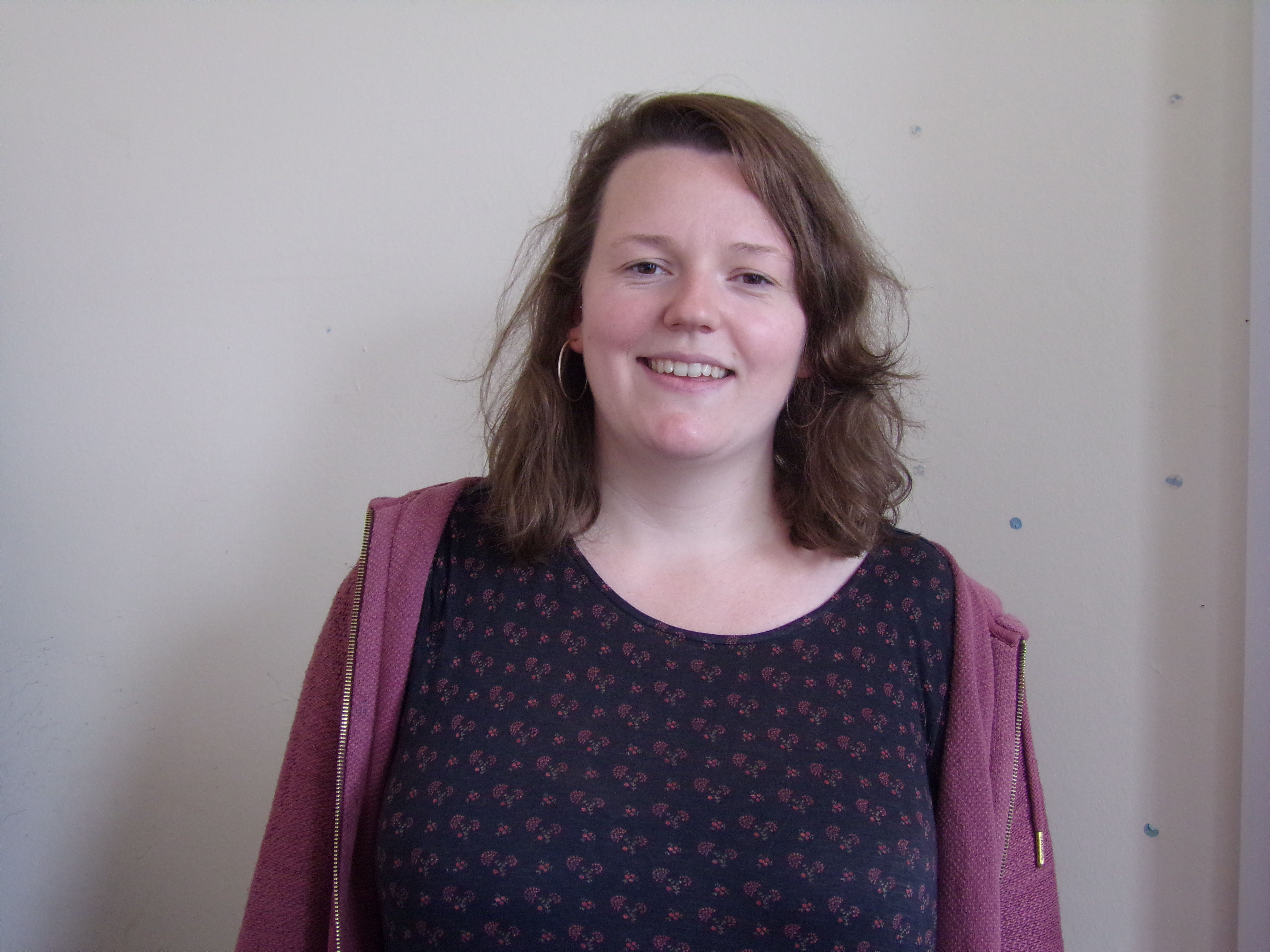 Megan Johnson : Development Worker (National LGBT Dementia Project)
